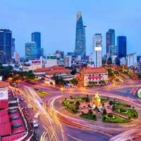 Giải bài tập SGK Địa lí 4 bài 21: Thành phố Hồ Chí Minh