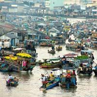 Giải bài tập SGK Địa lí 4 bài 22: Thành phố Cần Thơ
