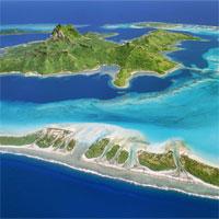 Tập bản đồ Địa lý lớp 7 bài 48: Thiên nhiên châu Đại Dương