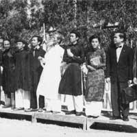 Bài tập trắc nghiệm Lịch sử 8 bài 30: Phong trào yêu nước chống Pháp từ đầu thế kỉ XX đến năm 1918 (tiếp theo)