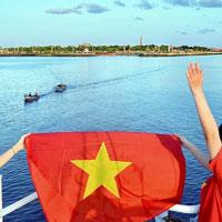 Bài dự thi biển đảo Việt Nam
