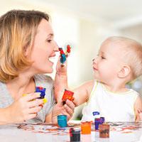 Các trò chơi giúp phát triển trí não cho bé
