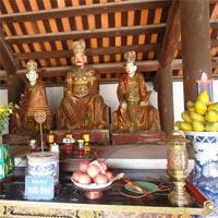 Văn khấn ban thờ Đức Ông ở chùa