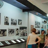Bài thu hoạch tham quan bảo tàng chứng tích chiến tranh