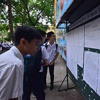 Hà Nội công bố chỉ tiêu và số lượng đăng ký vào lớp 10