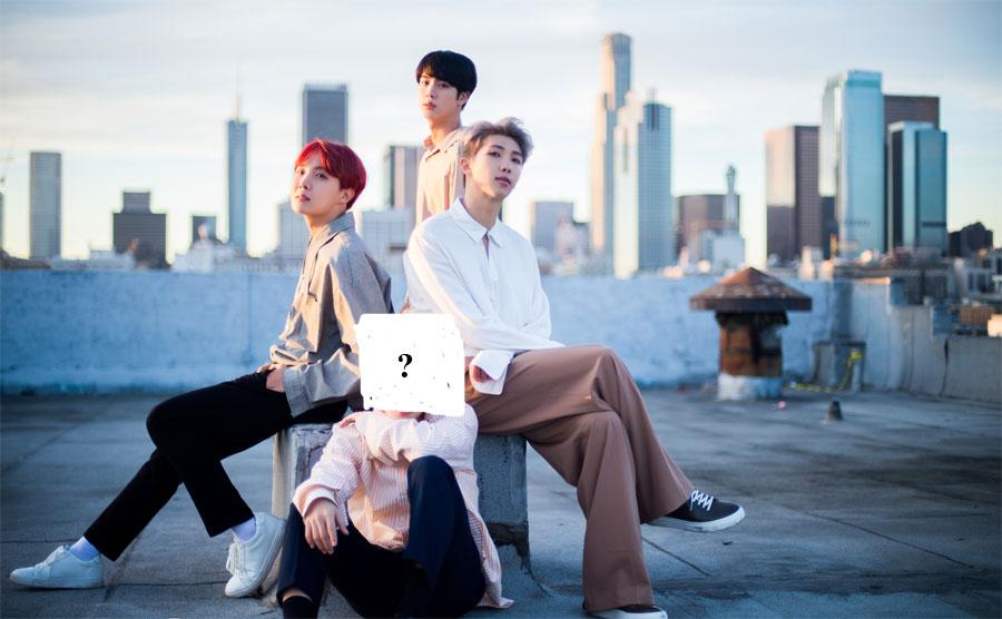 Đoán thành viên BTS