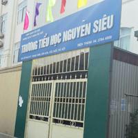 Trường Tiểu Học, THCS và THPT Nguyễn Siêu