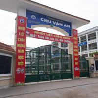 Trường Tiểu Học, THCS và THPT Chu Văn An