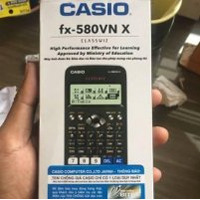 Đánh giá máy tính cầm tay Casio FX-580VN X và FX-570VN Plus