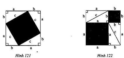 Giải bài tập SGK Toán lớp 7 bài 7: Định lí Pytago