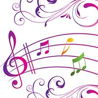 Tập đọc nhạc số 3 lớp 9 bài Lá xanh