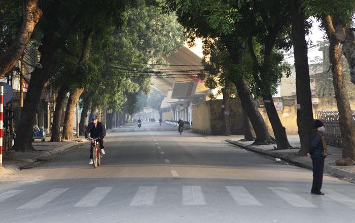 Văn mẫu lớp 5: Tả cảnh buổi sáng đường phố nơi em ở