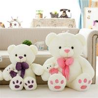 Tranh tô màu hình con gấu đáng yêu