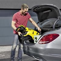Máy rửa xe gia đình loại nào tốt nhất?