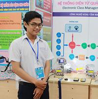 Kinh nghiệm hướng dẫn học sinh nghiên cứu khoa học kĩ thuật