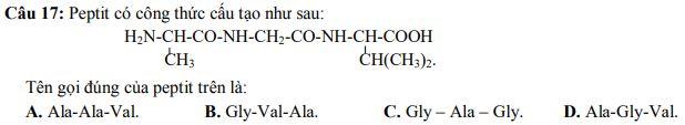 Hóa học 12
