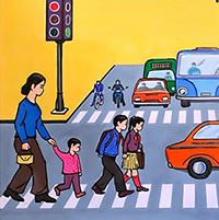 Câu đố về an toàn giao thông