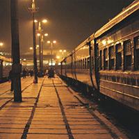 Lời bài hát Hai chuyến tàu đêm