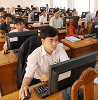 Đề thi Tin học văn phòng dành cho thi tuyển công chức