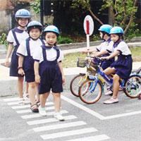 Đáp án cuộc thi Giao thông học đường