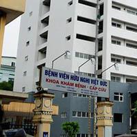 Hướng dẫn khám bệnh ở bệnh viện Việt Đức