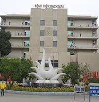 Hướng dẫn khám chữa bệnh ở Bệnh viện Bạch Mai