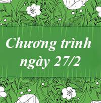Kịch bản chương trình ngày Thầy thuốc Việt Nam 27/2