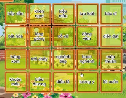 Trạng nguyên Tiếng Việt 5