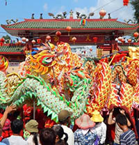 Kinh nghiệm đi lễ chùa Bà Thiên Hậu
