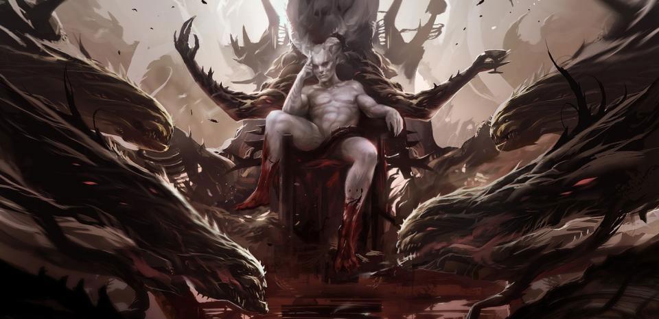 Loài ma quỷ nào đang hiện hữu trong bạn