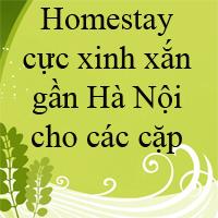 Homestay gần Hà Nội cho cặp đôi cực xinh xắn mà giá rẻ
