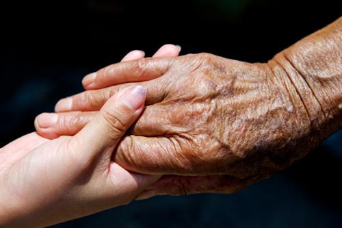 Biểu cảm về bàn tay mẹ