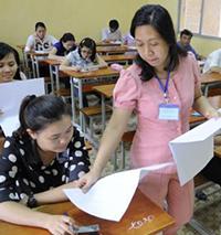 Kinh nghiệm thi viên chức giáo viên