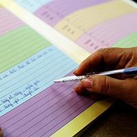 Cách ghi sổ chủ nhiệm tiểu học theo thông tư 22