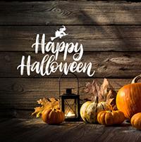 Tranh tô màu Halloween cho bé