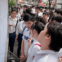 Tra cứu điểm thi tuyển sinh lớp 10 Nghệ An năm 2020