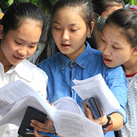 Tra cứu điểm thi tuyển sinh lớp 10 Thái Bình năm 2020