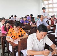 Bộ đề trắc nghiệm thi giáo viên dạy giỏi THCS
