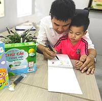 Kỹ năng dạy bé tập viết hiệu quả