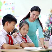 Danh mục thiết bị dạy học tối thiểu Tiểu học