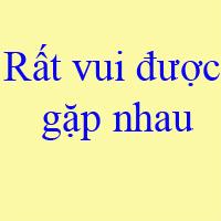 Lời bài hát Rất vui được gặp nhau - Mỹ Tâm - Hà Anh Tuấn