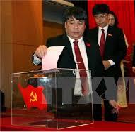 Quy chế bầu cử trong Đảng