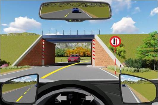 Câu hỏi điểm liệt thi lý thuyết bằng lái xe - Đề số 5
