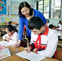 Cách tính phụ cấp của giáo viên dạy học sinh khuyết tật