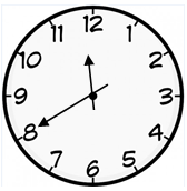 Đề kiểm tra 15 phút môn Toán lớp 3 - Xem đồng hồ