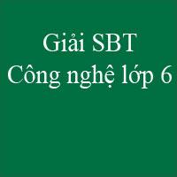 Giải SBT Công nghệ lớp 6: Bài 9: Thực hành - Sắp xếp đồ đạc hợp lí trong nhà ở