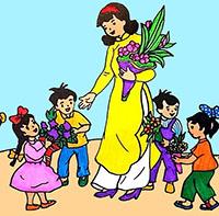 11 hoạt động ý nghĩa chào mừng ngày Nhà giáo Việt Nam 20-11