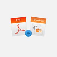 Hướng dẫn chuyển đổi file PDF sang PPt online