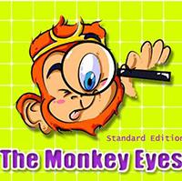 Trò chơi Monkey eyes trong tin học - Trò chơi luyện tinh mắt