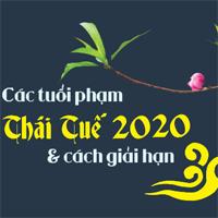 Thái Tuế là gì? Phạm Thái Tuế là gì? Cách hóa giải Thái Tuế Canh Tý 2020
